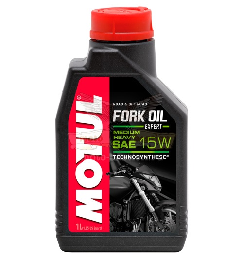 Масло Motul Fork oil expert light 5W 1л.