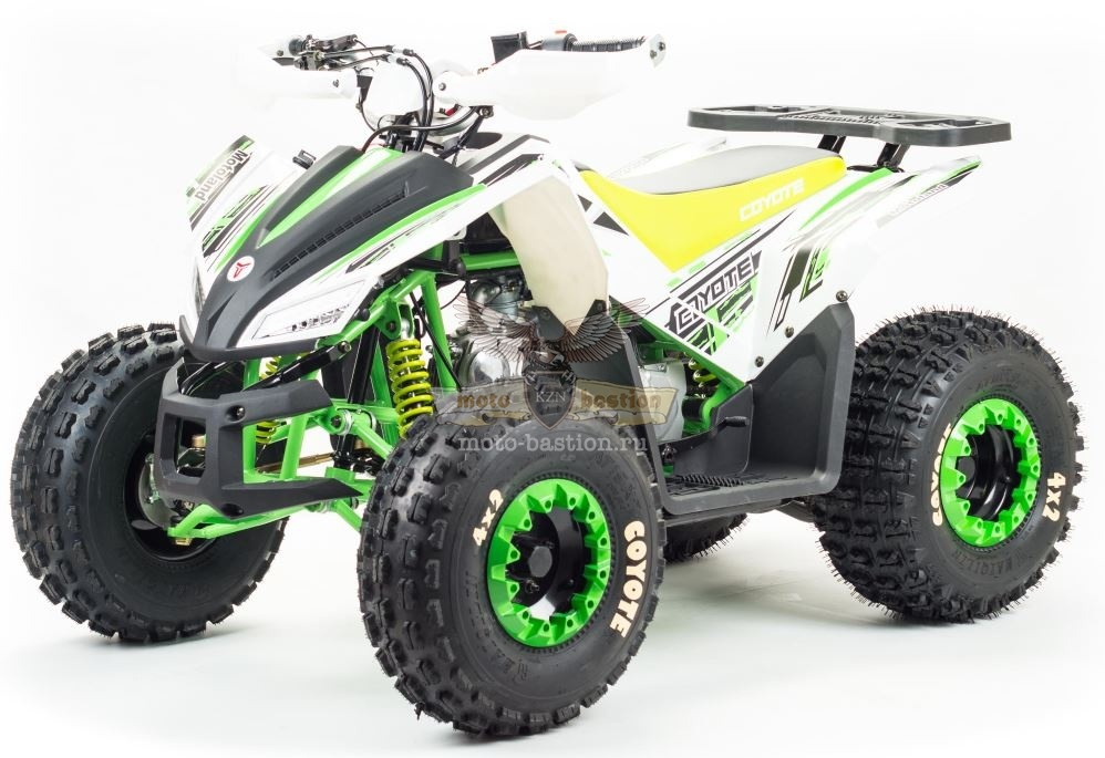 Машинокомплект MOTOLAND ATV COYOTE 125  зеленый (2020г.)