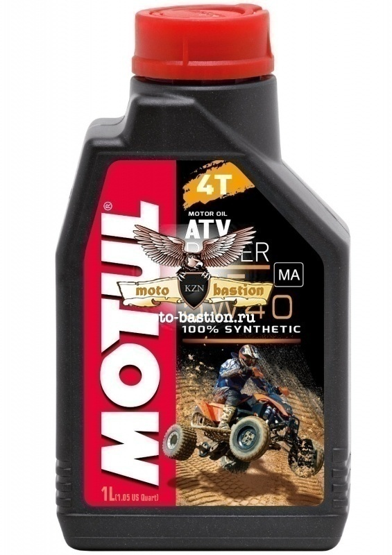 Масло Motul ATV POWER 4T 5w40  ( 1л. )