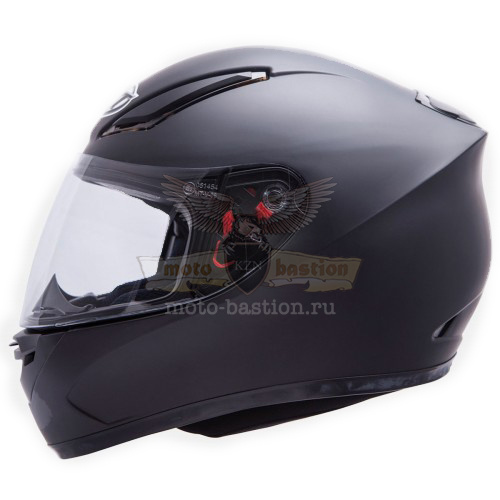 Шлем MT REVENGE single mono GLOSS BLACK