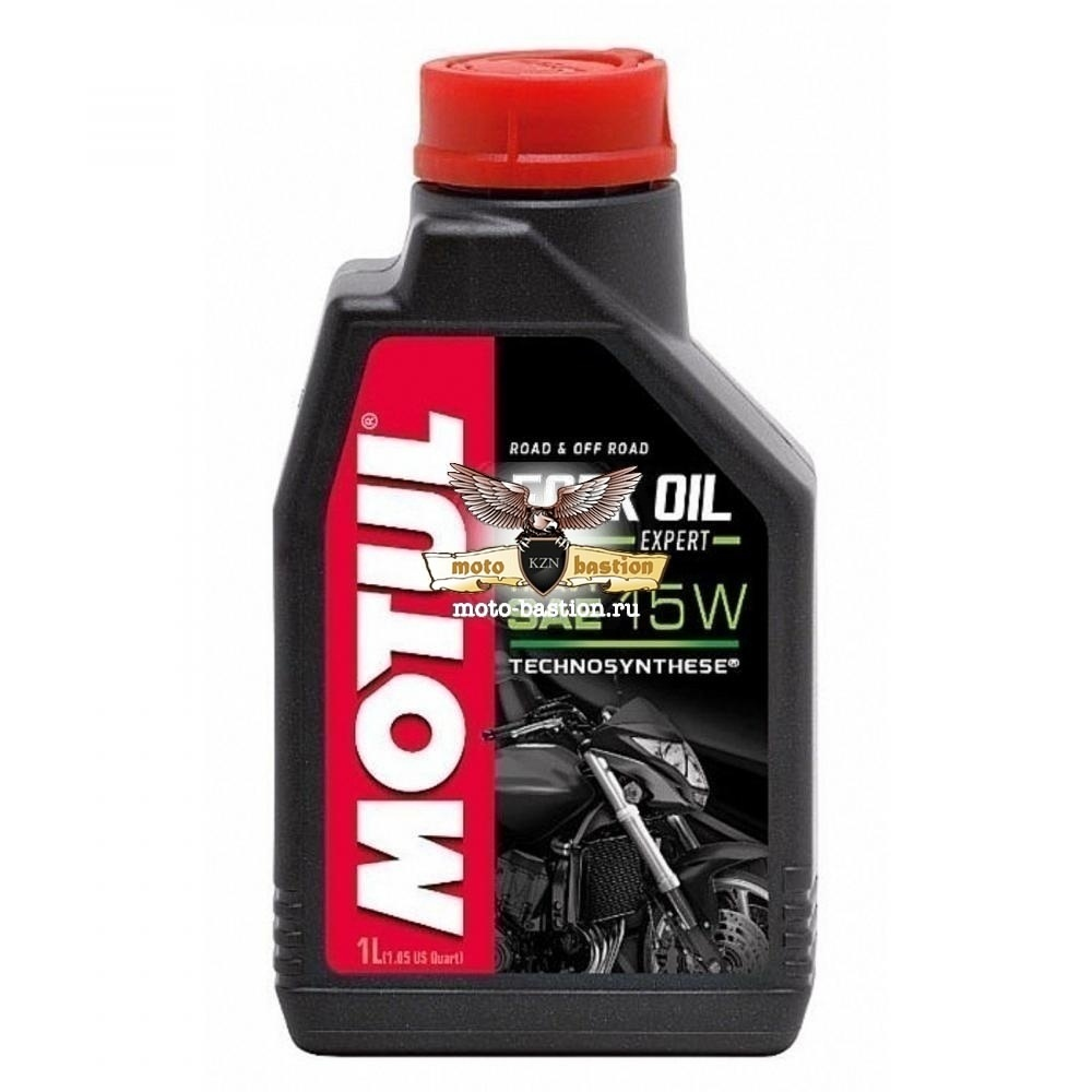Масло Motul Fork oil expert medium 15W 1л.