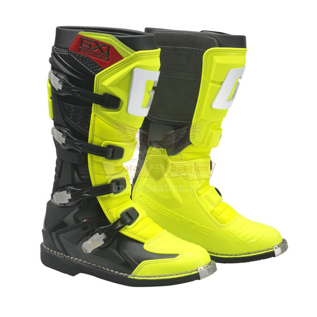 Мотоботы GAERNE GX-1 Goodyear YELLOW