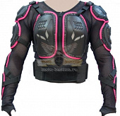 Черепаха MadBull TURTLE Women Jacket Pink